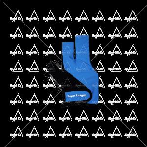 Super League ( Blue) Hand Gloves