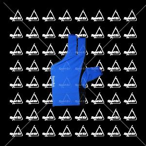 Boodun A Blue Hand Gloves